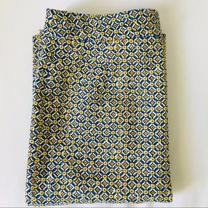 Joe Fresh Jacquard Pencil Skirt
